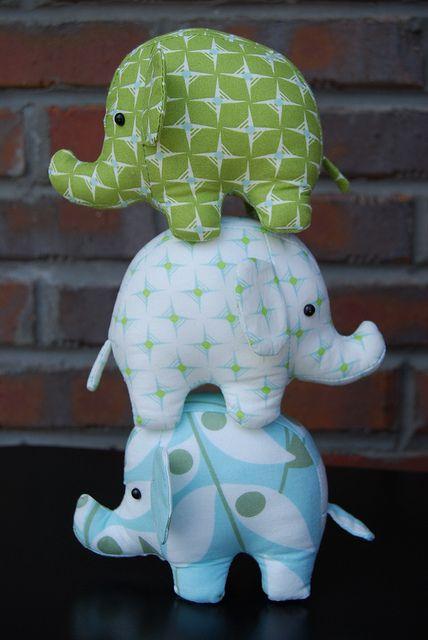 Assez patron doudou elephant | Les vies d'Amélie JC89