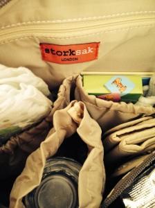 Storksak Nina sac à langer