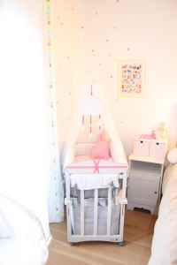 déco bébé berceau cododo studio jolies mômes hema