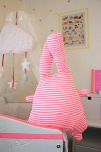 DIY doudou lapin couture