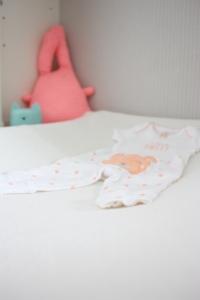 déco bébé table à langer washi tape