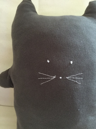 DIY couture tutoriel doudou chat