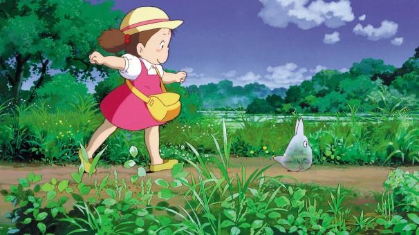 totoro dessin animé ghibli avis enfant cinéma