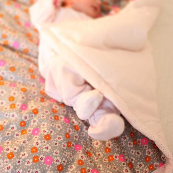 couverture bébé Petit Pan