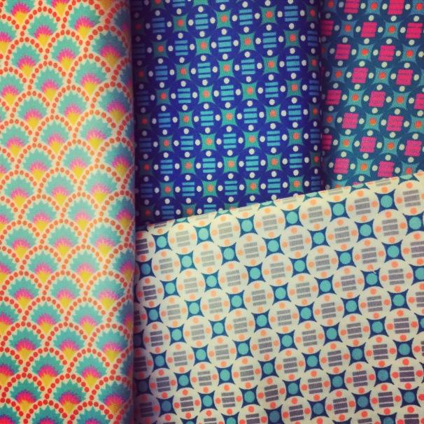 tissu petit pan couture