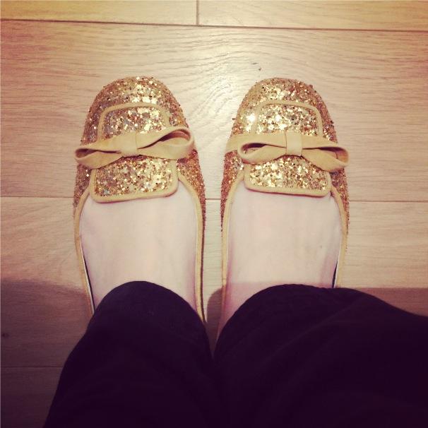 blog maman amélie mellow yellow ballerines
