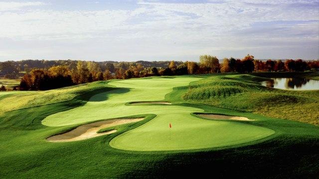 Turning Stone Casino Resort, golf green