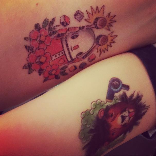 tattoos toca boca